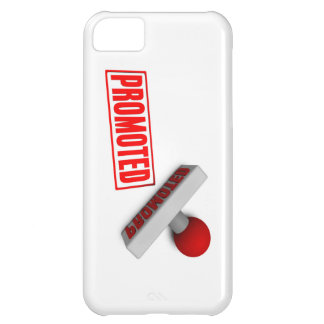 Promoted Stamp or Chop on Paper Concept in 3d Cover For iPhone 5C
