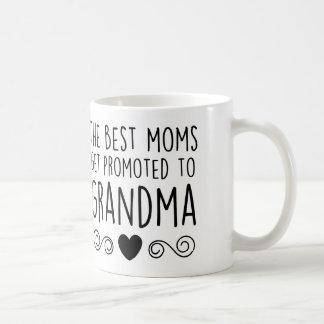 Promoted to Grandma Coffee Mug