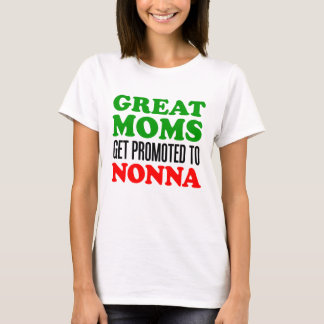Promoted To Nonna T-Shirt