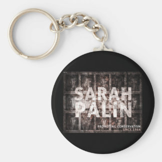 Promoting Conservatism Keychain