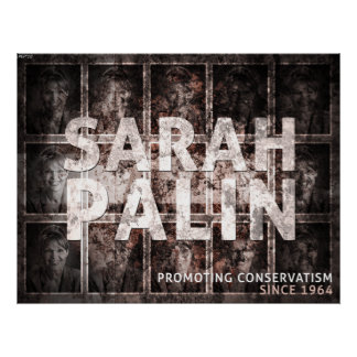 Promoting Conservatism Poster