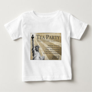 Promoting First Principles Baby T-Shirt