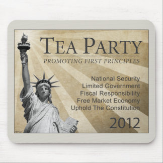 Promoting First Principles Mouse Pad