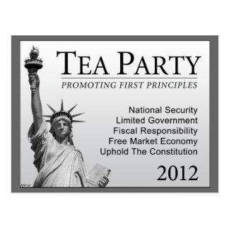 Promoting First Principles Postcard