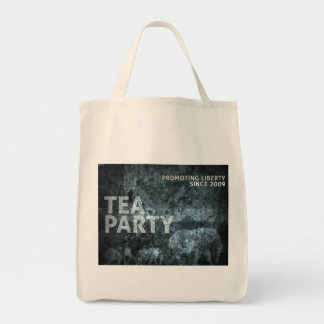 Promoting Liberty Canvas Bags
