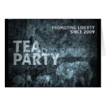Promoting Liberty Greeting Card