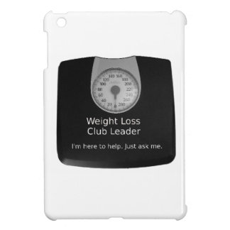 Promotional Design For Weight Loss Coaches Cover For The iPad Mini