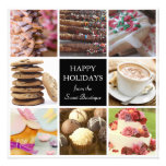 Promotional Holiday Business Photo Card Invite