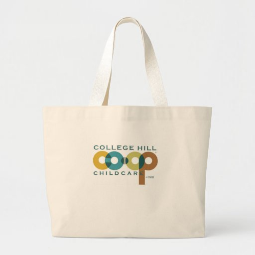 Promotional items for College Hill Cooperative Bag