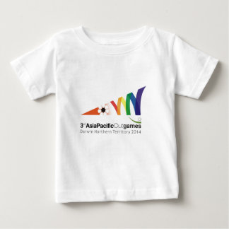 Promotional Material 3rd Asia Pacific Outgames Tee Shirt