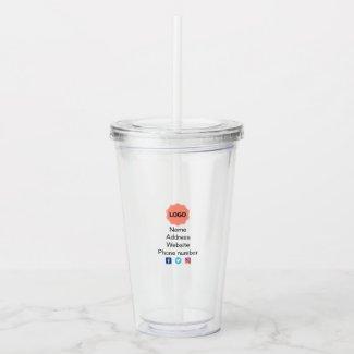 Promotional Product Acrylic Tumbler