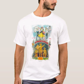 Promotional Scene of Portola Festival T-Shirt