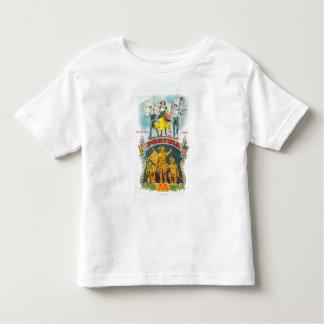 Promotional Scene of Portola Festival Tee Shirt