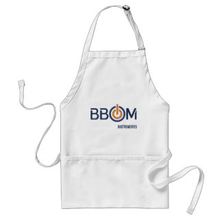 PROMOTIONAL TOASTS WITH MARK BBOM ADULT APRON