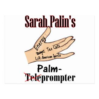 promotor de la palma tarjetas postales