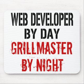 Promotor de Web Grillmaster Mousepads