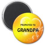 Promovido al abuelo iman para frigorífico