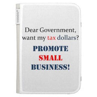 Promueva la pequeña empresa