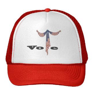 Promueva la su derecha de votar el gorra