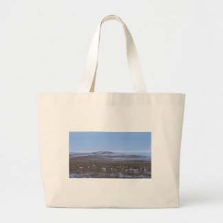 Pronghorn Antelope Canvas Bags
