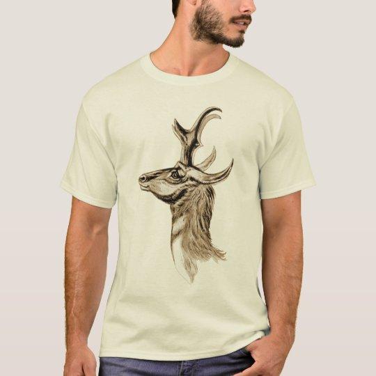 Pronghorn - Antilocapra Americana. T-Shirt