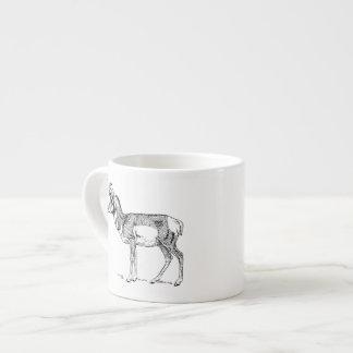 Pronghorn Espresso Cup