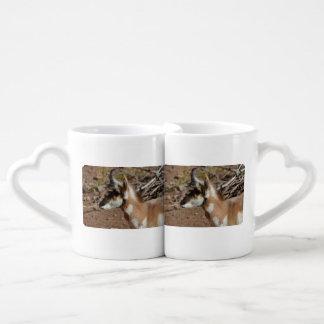 Pronghorn Tazas Para Parejas