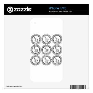 Pronghorn plenty skin for iPhone 4S