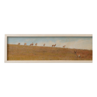 Pronghorn Ridge Wooden Box