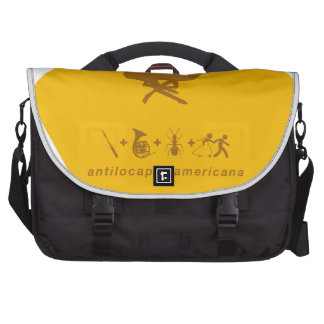 pronghorn yellow and brown.png bag for laptop