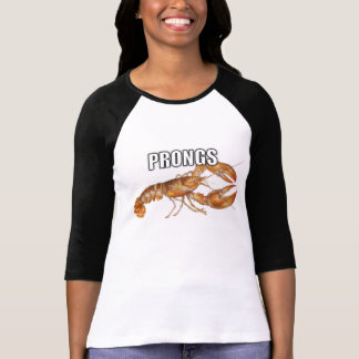 Prongs Baseball Shirt Womens
