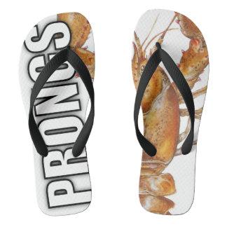 Prongs Flip-Flops Flip Flops