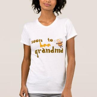 Pronto para ser día de los abuelos de la abuela remeras