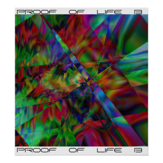 PROOF   OF   LIFE   B POSTER