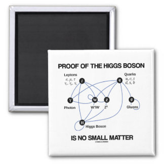 Proof Of The Higgs Boson Is No Small Matter Magnets