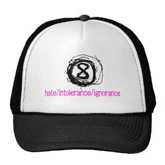 PROP 8 = HATE / INTOLERANCE / IGNORANCE TRUCKER HAT