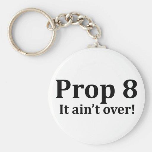 Prop 8 keychain