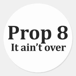 prop 8 sticker