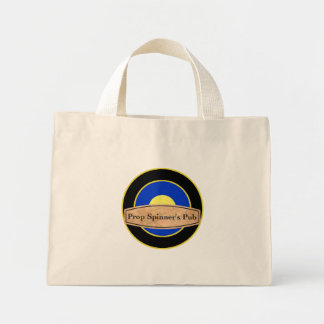 Prop Spinners Pub Small Tote Bags