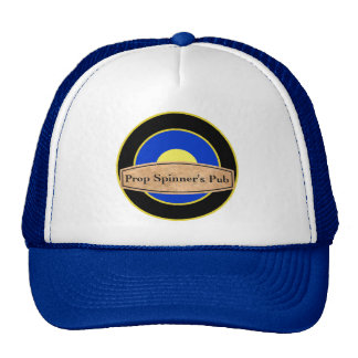 Prop Spinners Pub Trucker Hat