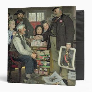 "Propaganda, 1889 carpeta 1 1/2"""