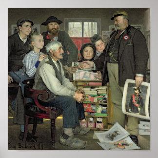 Propaganda, 1889 poster