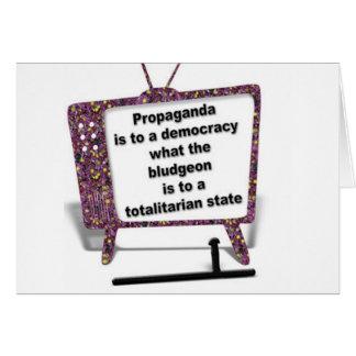 Propaganda Cards