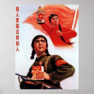 Propaganda de China Posters