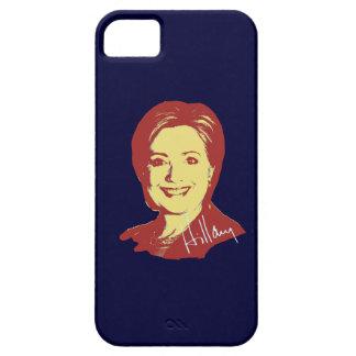PROPAGANDA DE HILLARY CLINTON RETRA iPhone 5 Case-Mate PROTECTOR