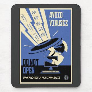 Propaganda de la oficina: Transferencias directas Mouse Pad