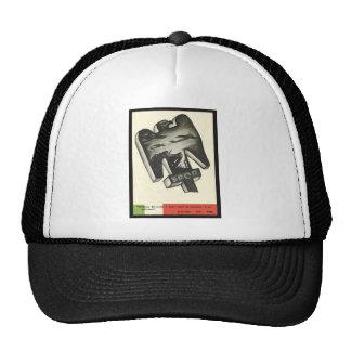 Propaganda de Mussolini Gorras