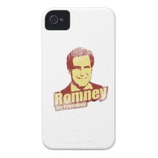Propaganda de ROMNEY Case-Mate iPhone 4 Carcasa