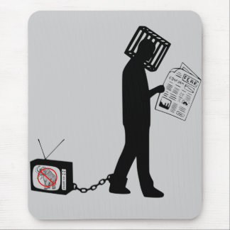 Propaganda Mouse Pad