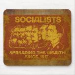 Propaganda Mousepad de los socialistas